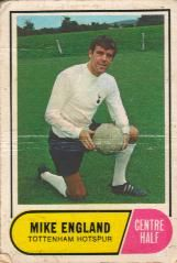 Nigel's Webspace - A&BC Chewing Gum - Green backs, Tottenham Hotspur Manchester City, Manchester United, Pat Jennings, Jimmy Greaves, Tottenham Hotspur Football, Ipswich Town, Coventry City, Sheffield Wednesday, Derby County