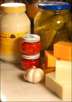 Classic southern pimento cheese recipe - NPR.org