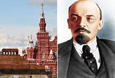 Rússia tumba de Lênin