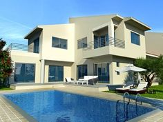 HOUSES FOR SALE PALODIA LIMASSOL - CYPRUS