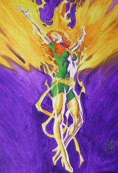 Phoenix by Craig Hamilton