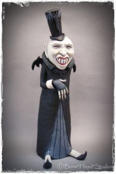 "Halloween "" The Reverend "" vampire"