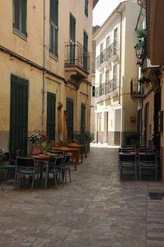 Sineu - Romantic little alley