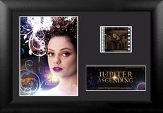 In this Minicell construction, Jupiter Jones, played by actress Mila Kunis, is elegantly poised. Bring this movie into your own home with this official Jupiter Ascending framed Minicell presentation that boasts one clip of real movie film!
