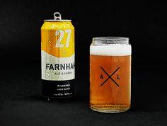 Brasserie Farnham |Branding |Emballage / Packaging | lg2boutique