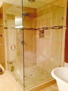 The Idea Of Steam Showers Originated From The Roman Baths That Used Warm Water From Natural Hot