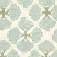 Sakura | Galbraith & Paul  Wonder if this would work as one of formal living room pillows? Hs