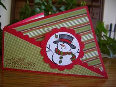 Twisted Gift Card by stampin'nana - Cards and Paper Crafts at Splitcoaststampers