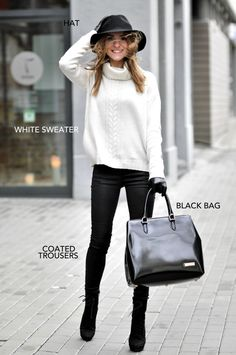 wonderful winter outfit.... #winter #outfit #closet