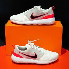 "Infrared is looking 🔥💯 • Swipe and shop the new ""Roshe G"" colourway from #Nike. Get a pair now at #eGolfMegastore. ⛳ • #NikeGolf #rosheg #nikerosheg #nikeshoes #nikegolfclub #rosheginfrared #footwear #golfshoes #golfaddict #hypebeast #eGolf #golfinDubai #golfinAbuDhabi #golfmegastore #golfshopdubai #golfshopabudhabi #golfuae #golfmiddleeast #eGolfMegastore Nike Golf Clubs, Dubai Golf, Nike Shoes, Sneakers Nike, Golf Shop, Nike Roshe, Hypebeast, Footwear, Pairs"