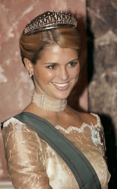 Princess Madeleine of Sweden is a style queen