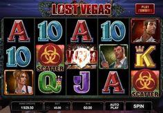 Игровой автомат Lost Vegas с выводом денег. В последнее время возникает все больше игровых автоматов, посвященных зомби-тематике. При игре с выводом реальных денег аппарат Lost Vegas является одним из наиболее увлекательных среди них. В нем реализовано как качественное