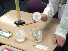 Scientific Thinking!  A fun and easy science lab!