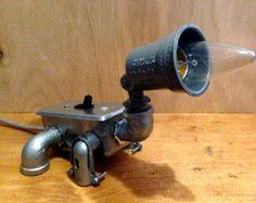 Lámpara robot walker del perro por JosephBarral en Etsy