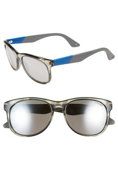 Men's Carrera Eyewear 55mm Sunglasses - Light Camo Grey