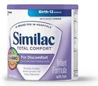 5 cans Similac Total Comfort Infant Powder Formula (12.6 oz) - http://baby.goshoppins.com/feeding/5-cans-similac-total-comfort-infant-powder-formula-12-6-oz/