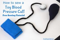 Sew a Toy Blood Pressure Cuff-022