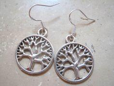 925 Silber Lebensbaum von Elbengard auf DaWanda.com