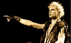 Billy Idol Golden 80s Music