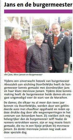 Jans en de burgemeester