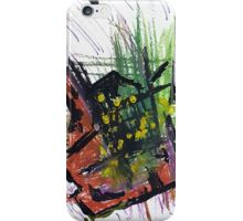 """iPhone Case/Skin - """"Concentrated Mass"""" by Melasdesign."""