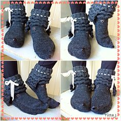 Doogy-socks/ mummin Iitu-koira sukat ❤️