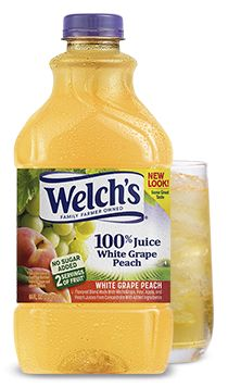 Welch's White Grape Juice has a refreshing, crisp flavor that comes from Niagara grapes. Baby Food Recipes, Snack Recipes, Snacks, Kid Drinks, Beverages, Welch Juice, Fruit Cups, Juice Diet, Grape Juice