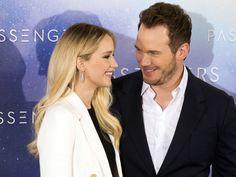 Watch Jennifer Lawrence & Chris Pratt Hurl Hilarious Burns At Each Other