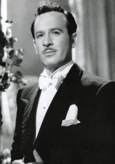Pedro Infante - Guapo y gran cantanté.  My grandmother would play his song 'Las Mañanitas' for our birthdays.