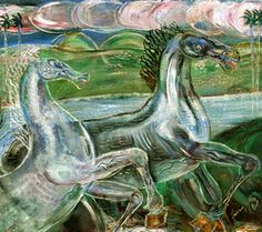 PINTORES LATINOAMERICANOS-JUAN CARLOS BOVERI: Pintores Cubanos: CARLOS ENRÍQUEZ