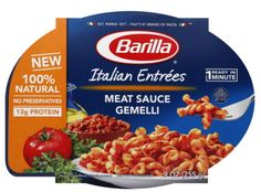 Barilla Italian Entrees $0.29 with Coupon Stack - http://couponingforfreebies.com/barilla-italian-entrees-0-29-coupon-stack/