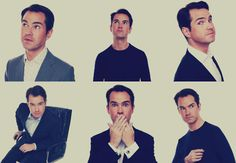 I would be forever in debt to the person who can get me Jimmy Carr's laugh as a ringtone.