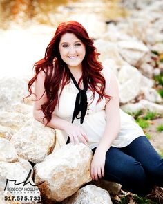 senior pictures in urban location and the river, natural girl poses by Rebecca Houlihan Photography