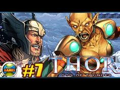 Thor God of Thunder DS parte 7 Niflheim