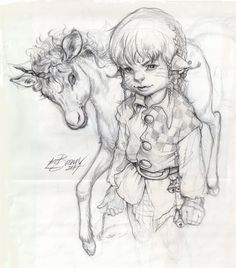 WIP...Sketch of Stargazer Pea and the Unicorn. Stargazers art of #settei #sketch #fairy #animation #drawing #portrait #fantasy #development #childrensbooks #kidsbooks #colouringbook #traditional #best #pose #library #expressions #cartoon #conceptart #reference #how #to #archive #kid #baby #pencil