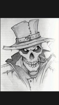 Gothic Drawings, Skeleton Drawings, Scary Halloween Drawings, Viking Drawings, Skull Drawings, Halloween Cat, Tattoo Design Drawings, Outline Drawings, Pencil Drawings