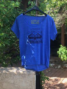 Now selling: Ladies Lower Clarkdale Scooped Tee http://arizonaaf.com/products/ladies-lower-clarkdale-scooped-tee?utm_campaign=crowdfire&utm_content=crowdfire&utm_medium=social&utm_source=pinterest