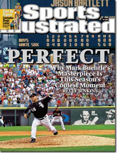 Buehrle's Perfect Game!