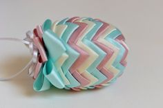 patchwork egg