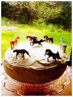My bother's birthday cake