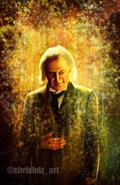 The Doctor - William Hartnel (1st Doctor) by ChrisHdzArt.deviantart.com on @DeviantArt