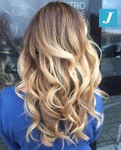 Il Degradé Joelle è una scelta di stile. #cdj #degradejoelle #tagliopuntearia #degradé #igers #musthave #hair #hairstyle #haircolour #longhair #oodt #hairfashion #madeinitaly