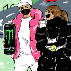 Monster Energy, Joker, Fictional Characters, Art, Fashion, Art Background, Moda, Fashion Styles, Kunst