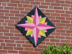 compass+quilt+block | Block 91 – at Anderson Special Olympics in Anderson, SC