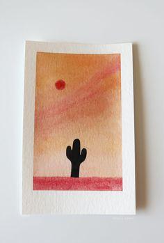 31 Easy Watercolor Art Ideas for Beginners Watercolor Paintings For Beginners, Watercolor Art Lessons, Easy Watercolor, Easy Paintings For Beginners, Watercolor Canvas, Watercolour, Small Canvas Art, Mini Canvas Art, Small Paintings