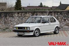 1983er Golf 1 GTI 16S Oettinger - Golf 1 GTI mit dem ersten 16V VW-Motoren