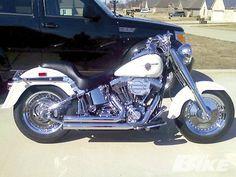 2002 Harley Fatboy Photo 1