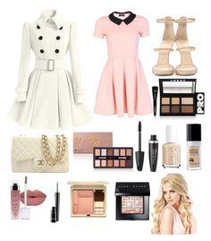 """"" by pandicornio033 on Polyvore featuring moda, Giuseppe Zanotti, Chanel, Max Factor, Essie, MAKE UP FOR EVER, LORAC, MAC Cosmetics, Clarins y Bobbi Brown Cosmetics"