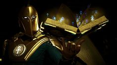 """Doctor Fate joins the fight as a new playable character in developer NetherRealm Studios' upcoming DC Comics fighting game sequel, """"Injustice Marvel Doctor Strange, Dc Doctor, Playstation, Ps4, Injustice 2 Game, Black Adam, Superman, Batman, Dc Comics"""