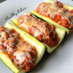 Someone else make these! They look soooooo good! Thank you so much for the support on my last post, I appreciate all of you! Shipping out FRESH seasonings tomorrow morning!  Order here: FLAVORGOD.COM  @healthy_italian with her #FlavorGod Zucchini boats filled with homemade clean turkey meat sauce sprinkled with 1 tbsp part skim mozzarella and 1 tsp grated Romano cheese! All seasoned with my @FlavorGod Garlic lovers seasoning! Wow! Check out her page for the full recipe!  Yes, I ship my FRESH…